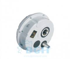 TA series - Shaft mounted reducer