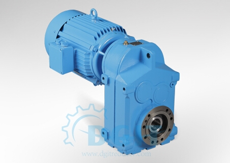 F Series Parallel Shaft Helical Reducer