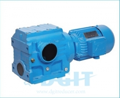 S Series Helical-worm Gear Reducer