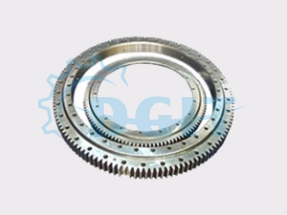 Single row cross roller slewing ring