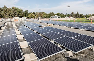 McKinstry installs 172-kW solar