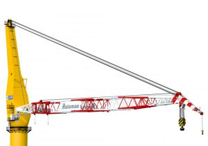 Two new Asian Crane Orders for Huisman