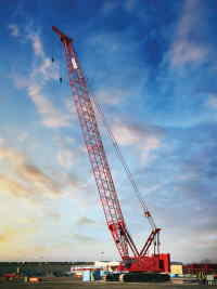 MANITOWOC LAUNCHES NEW MLC150-1 CRAWLER CRANE BEFORE CONEXPO 2020